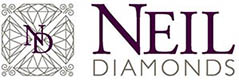 Neil Diamonds: Fine Jewelers Since 1949 Logo